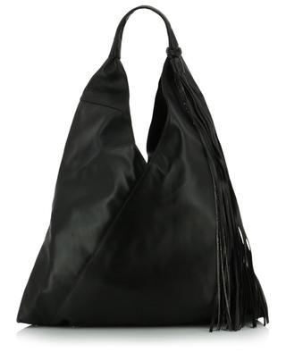 Grand sac hobo en cuir Veronica FABIANA FILIPPI