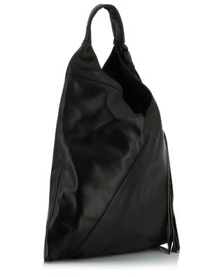 Veronica large leather hobo bag FABIANA FILIPPI