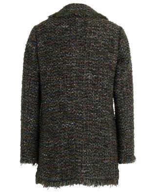 Tweed and lurex blazer jacket FABIANA FILIPPI