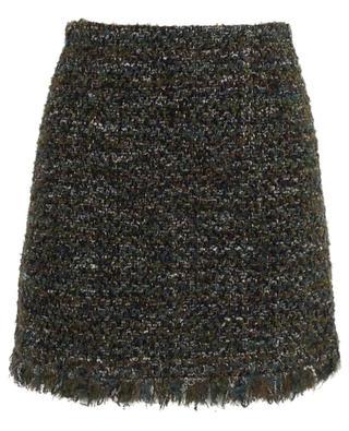 Minijupe en tweed et lurex FABIANA FILIPPI