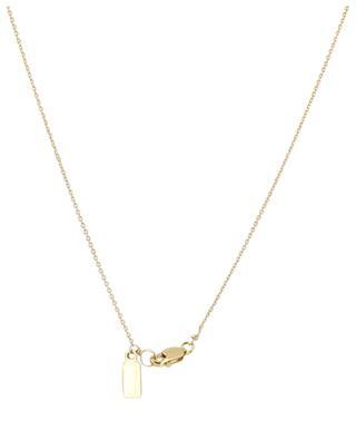 Druzy and crystal embellished necklace RUEBELLE MAUI PARIS