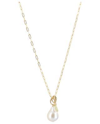 Halskette mit grosser Süsswasserperle RUEBELLE MAUI PARIS
