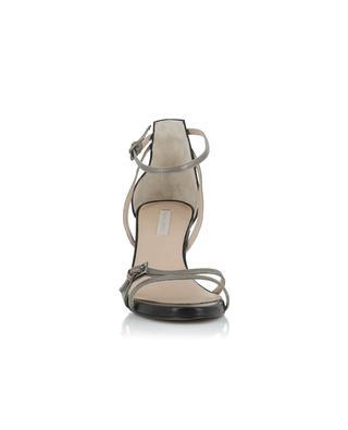 Sandales en cuir à talon PURA LOPEZ
