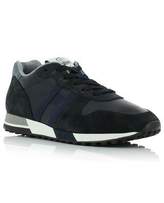 Sneakers aus Leder und Wildleder H482 HOGAN