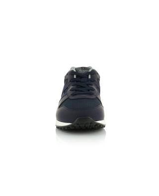 H383 Retro-Running fabric and leather sneakers HOGAN