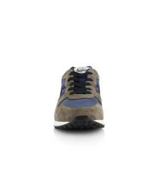 H383 Retro-Running multi material sneakers HOGAN