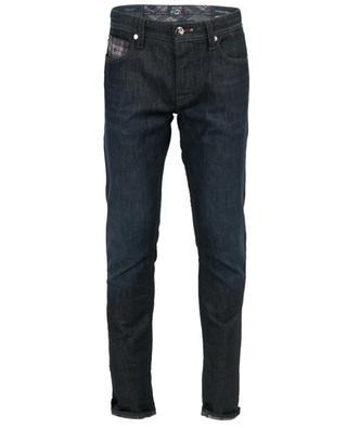 Leonardo straight raw jeans TRAMAROSSA