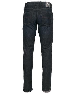 Dunkle gerade Jeans Leonardo TRAMAROSSA