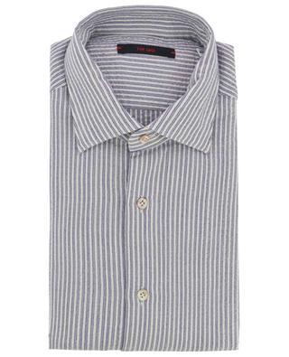 Metis textured striped shirt THE GIGI
