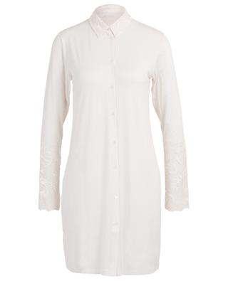 Lace-embellished nightdress ZIMMERLI