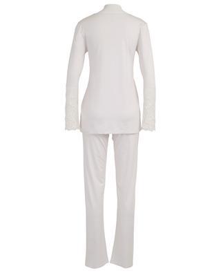 Lace-embellished pyjamas ZIMMERLI