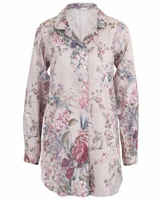 Nachthemd mit Print aus Baumwolle ZIMMERLI