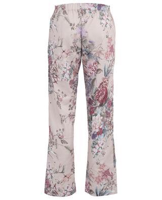 Pyjamahose mit Print aus Baumwolle ZIMMERLI