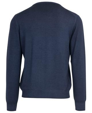 Virgin wool round neck jumper GRAN SASSO