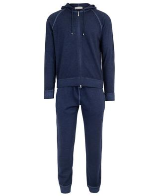 Virgin wool and cashmere track suit GRAN SASSO