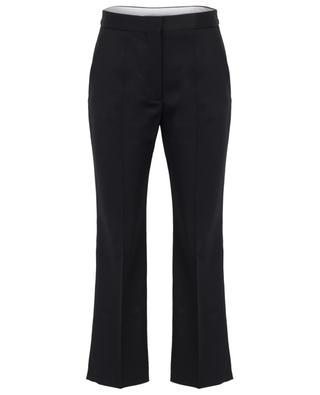 Carlie straight cropped trousers STELLA MCCARTNEY