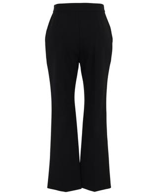 High-rise wool trousers with snap buttons STELLA MCCARTNEY