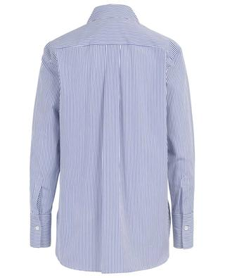 Yellow Submarine striped organic cotton shirt STELLA MCCARTNEY