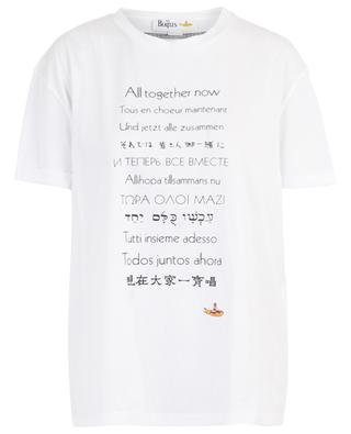 Baumwoll-T-Shirt All Togehter Now STELLA MCCARTNEY
