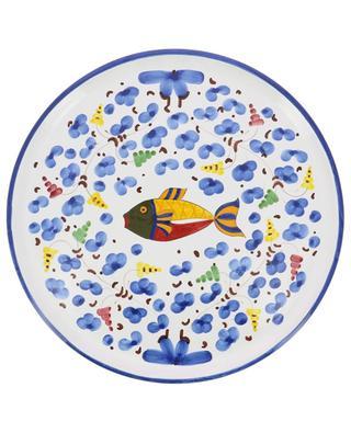 Assiette à pizza poisson Pesce Azzuro L PIATAVOLA