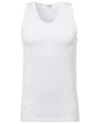 252 Royal Classic cotton tank ZIMMERLI