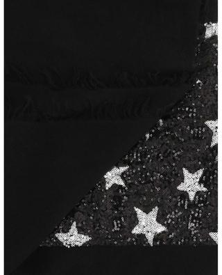 Schal mit Sternen aus Pailletten Unicorn GAYNOR