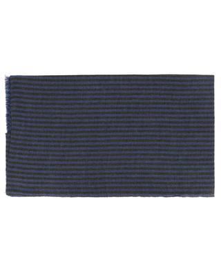 Écharpe rayée en cachemire Tito 19 ANDREA'S 47
