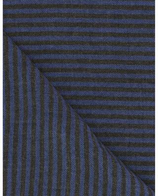 Tito striped cashmere scarf 19 ANDREA'S 47