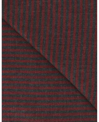 Gestreifter Schal aus Kaschmir Tito 19 ANDREA'S 47