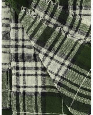 Karierter Schal aus Kaschmir Taddeo 19 ANDREA'S 47