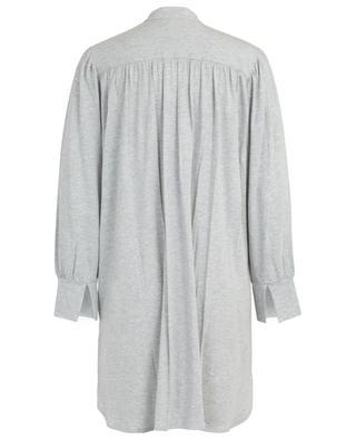 Geknöpftes Nachthemd aus Modal Ceani PLUTO