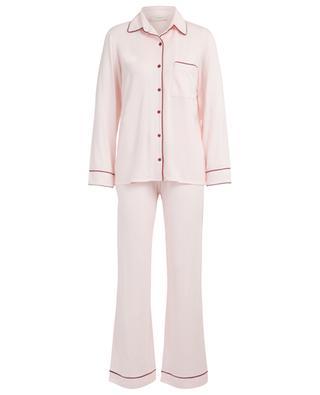 Imania pyjamas with piping PLUTO