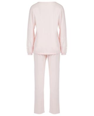 Pyjama en jersey embelli de dentelle Jalika PLUTO
