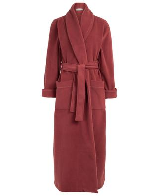 Ruth bathrobe with removable belt PLUTO