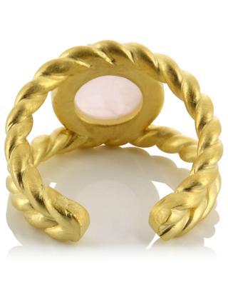 Vergoldeter Ring Venus COLLECTION CONSTANCE