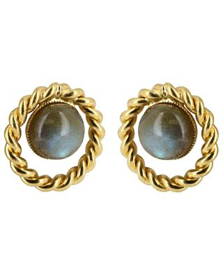 Venus gold-plated earrings COLLECTION CONSTANCE