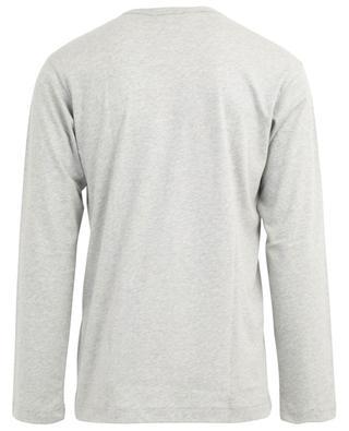 Langarm-T-Shirt mit Logoprint COMME DES GARCONS SHIRT