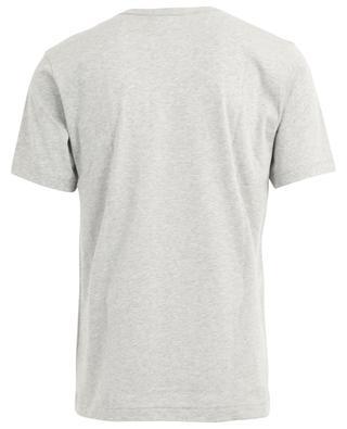 Rundhals-T-Shirt mit Logoprint COMME DES GARCONS SHIRT