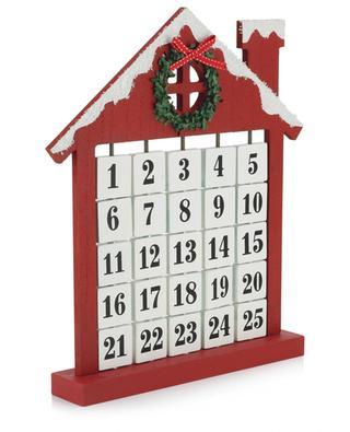 Christmas Countdown House wooden advent calendar ENCHANTE