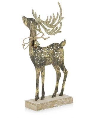 Goldenes Rentier Burnished Reindeer ENCHANTE