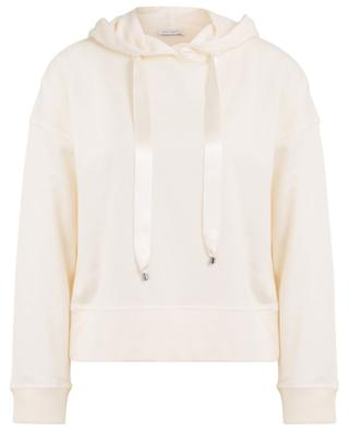 Kapuzensweatshirt Cover Up Hoodie BLUE LEMON