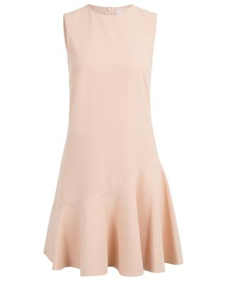 Ruffled crepe dress VICTORIA BY VICTORIA BECKHAM