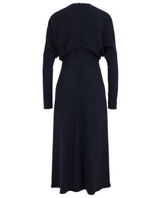Dolman long sleeves midi dress VICTORIA BECKHAM