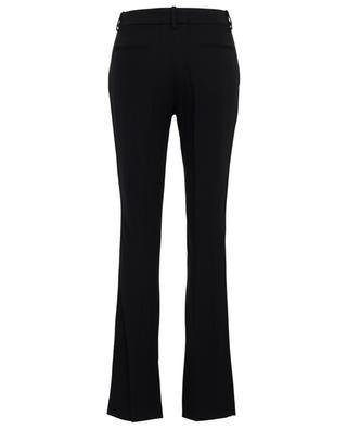 Skinny-Fit-Hose aus Gabardine Ankle Split Legging VICTORIA BECKHAM