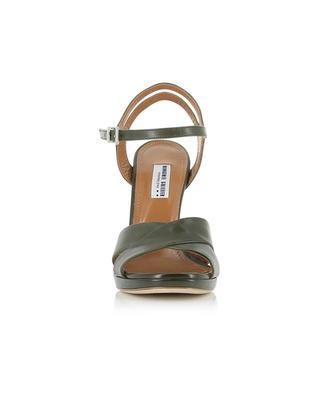 Sandales en cuir à talon BON GENIE GRIEDER