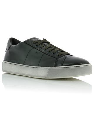 Sneakers aus Leder SANTONI