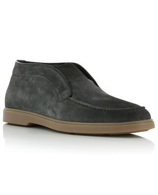 Suede ankle boots SANTONI