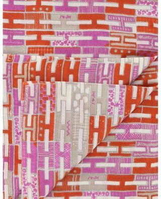 Raica fine woven cashmere scarf HEMISPHERE