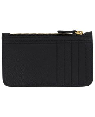 Cash long card holder with zippered pocket BALENCIAGA