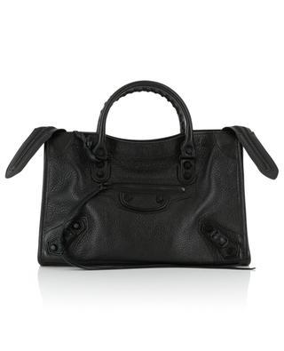 City textured leather handbag BALENCIAGA